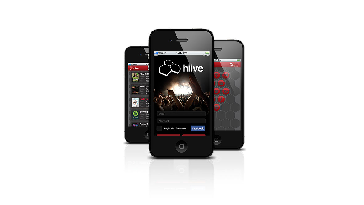 Hiive – South Africa's Mobile Nightlife Portal