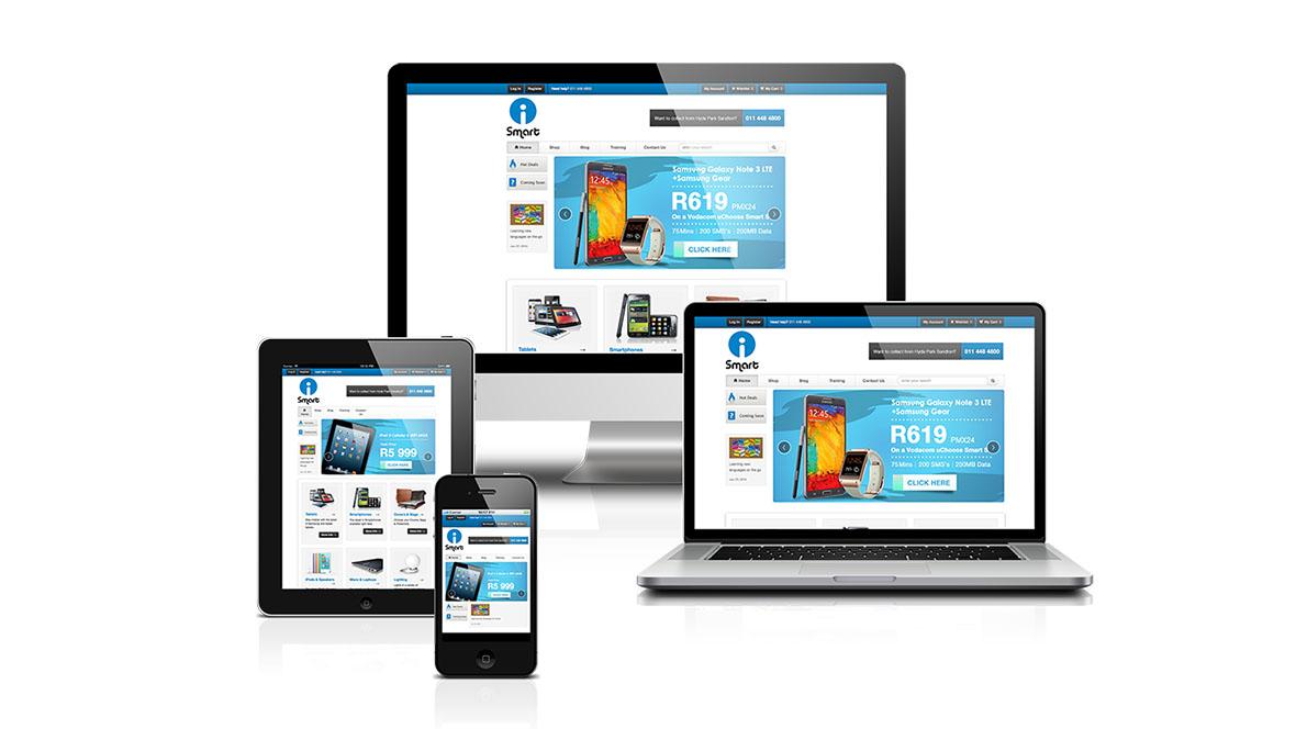 Smart-i Online Shop Magento